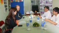 A Visit of Ambassador Extraordinary and Plenipotentiary of Australia to Quang Ninh RDPR